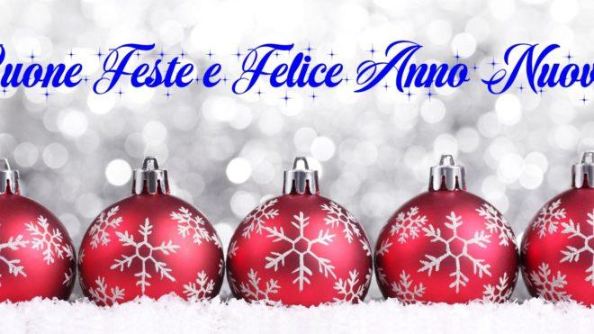 Auguri di Buone Feste!
